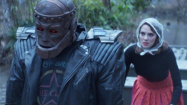 Doom Patrol Frances Patrol Review Comic Universe