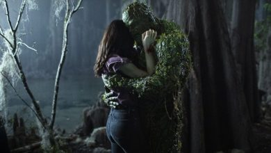 "Photo of Swamp Thing ""Darkness on the Edge of Town"" Review"