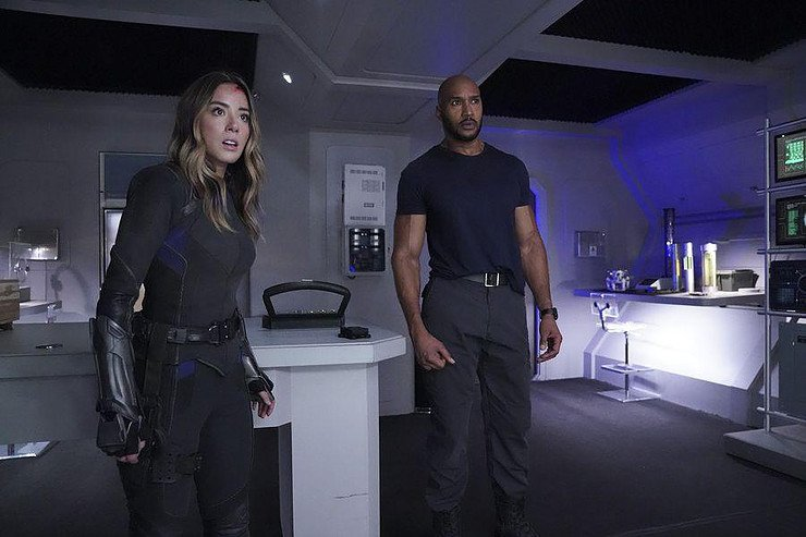 """Photo of Agents Of SHIELD """"The Sign"""" Review"""
