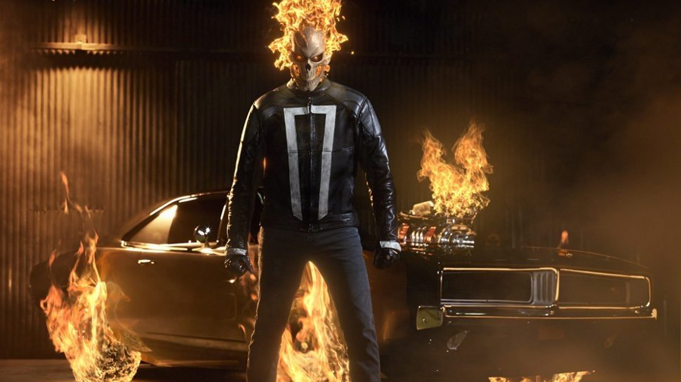 """Photo of Live Action """"Ghost Rider"""" Series Not Going Ahead At Hulu!"""