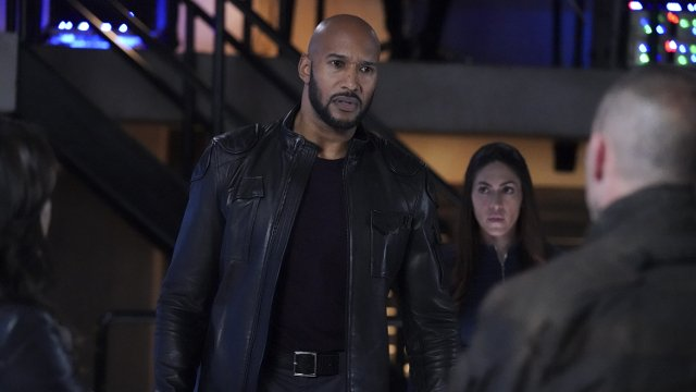 """Photo of Agents of SHIELD """"Collision Course (Part 1) Review"""