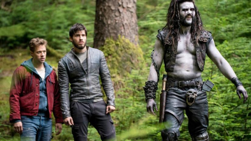"""Photo of Krypton """"Ghost In The Fire"""" Review"""