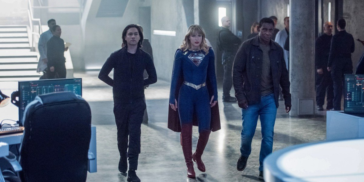 "Photo of Supergirl ""In Plain Sight"" Review"