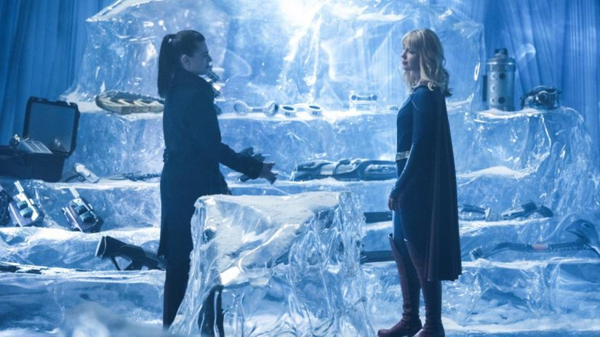 "Photo of Supergirl ""Tremors"" Review"