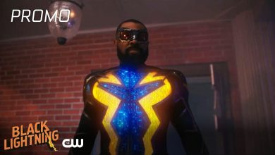 """Photo of Black Lightning """"The Book of Resistance: Chapter Three: Pale Horse"""" Review"""