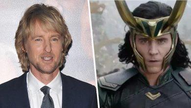 "Photo of Disney+ Series ""Loki"" Casts Owen Wilson"