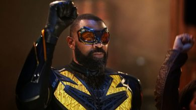 """Photo of Black Lightning """"The Book of Markovia: Chapter One: Blessings and Curses Reborn"""" Review"""