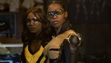 """Photo of Black Lightning """"The Book of Markovia: Chapter Two: Lynn's Addiction"""" Review"""