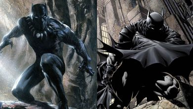Photo of Black Panther Vs. Batman – Superfight #1
