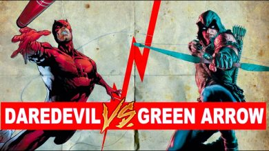 Photo of Green Arrow Vs. Daredevil – Superfight #5