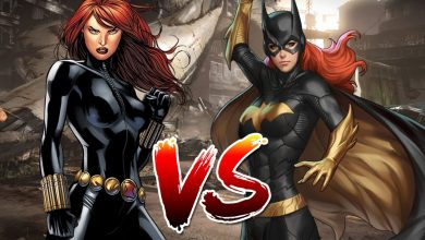 Photo of Black Widow Vs. Batwoman – Superfight #6