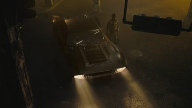 Photo of Matt Reeve's Gives Us Our First Look At The New Batmobile