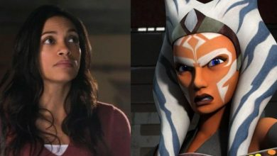 Photo of The Mandalorian Season 2 Reportedly Adds Rosario Dawson as Live-Action Ahsoka Tano