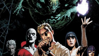 """Photo of """"Justice League Dark"""" Series coming to HBO Max."""