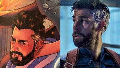 Photo of John Krasinski Reportedly Meets With Marvel Studios