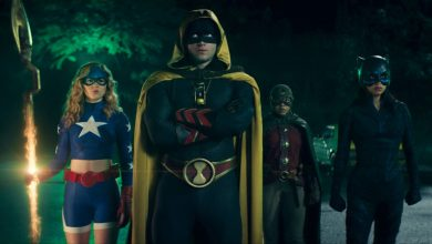"Photo of Stargirl ""The Justice Society"" Review"