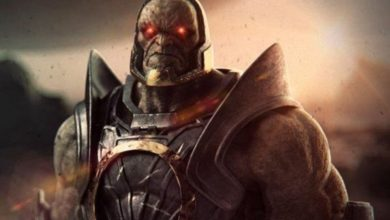 Photo of Darkseid Teased In Recent Clip From Snyder Cut's Justice League
