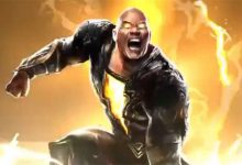 Photo of Dwayne Johnson Releases Black Adam Teaser