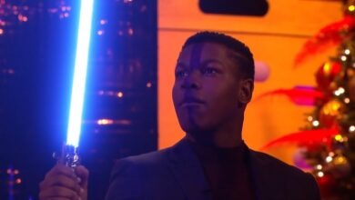Photo of John Boyega's Character Was Wasted In Star Wars