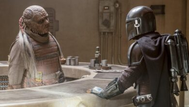 """Photo of The Mandalorian Chapter 9 """"The Marshal"""" Review"""
