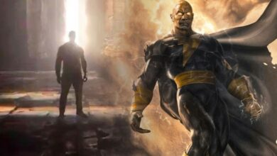 "Photo of Is DC's ""Black Adam"" A Runaway Train"