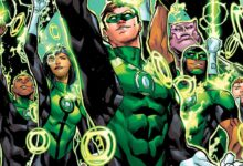 """Photo of """"Green Lantern"""" TV Series Revealed for HBO Max"""