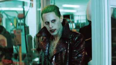 Photo of Jared Leto Reprising Role as Joker for Zack Snyder's Justice League