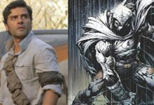 "Photo of Oscar Isaac ""In Talks"" to Star in Disney+ ""Moon Knight"""